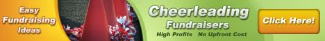 Cheerleader Fundraising